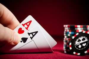 Poker at Online Casinos