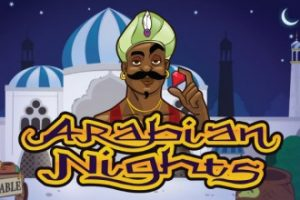 Arabian Nights Progressive Jackpots