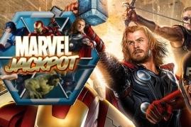 Marvel Jackpot Progressive Jackpots