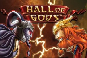 Hall of Gods Progressive Jackpots