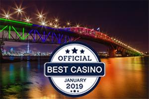 best online casinos January 2019