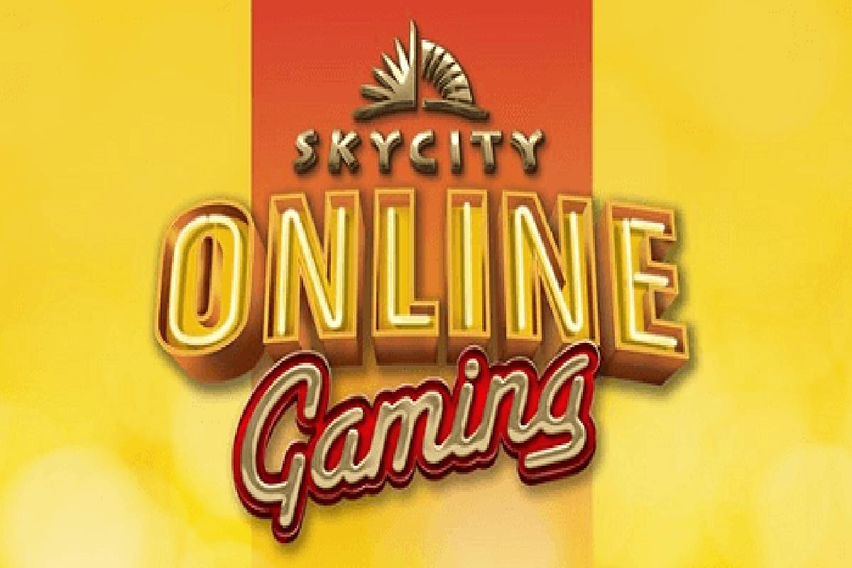 Sky city online Gaming logo
