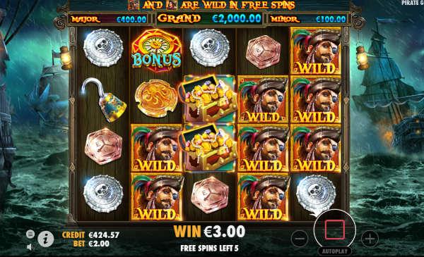 Euromania online casino bonus