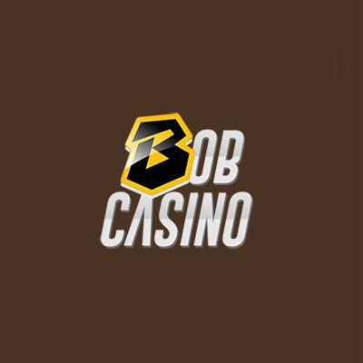 Bob Online Casino Logo Brown