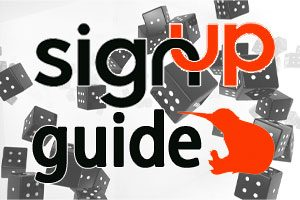 Sign Up Guide