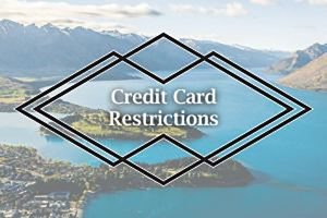 Credit Card Restrictions Coming to NZ