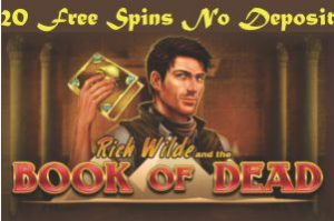 Get 20 Free Spins No Deposit At Dunder