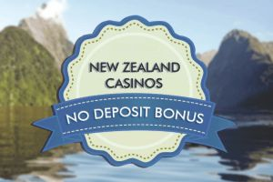 NZ No Deposit Bonus 300x200