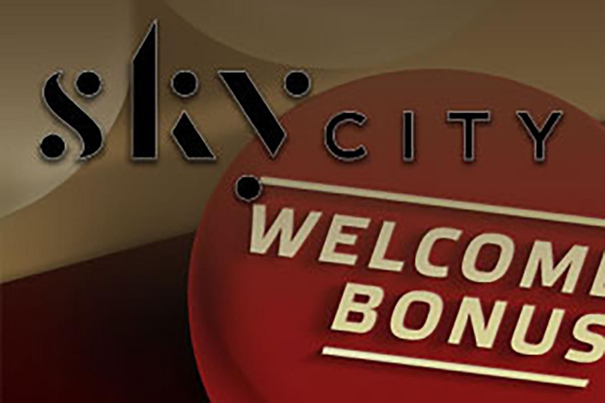 SkyCity Welcome Bonus