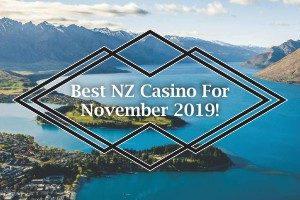 Best NZ Casino For November 2019