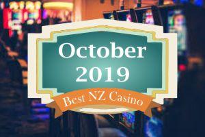 Best New Zealand Casinos For October 2019