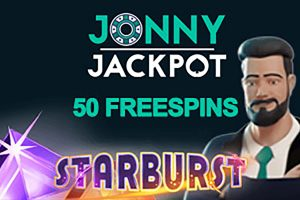 Jonny Jackpot 50 free no deposit