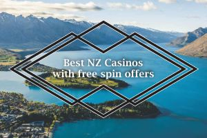 Best NZ casinos with free spin offers