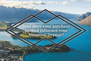 How does your purchase method influence your Minimum Deposit