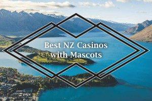 Best NZ Casinos with Mascots