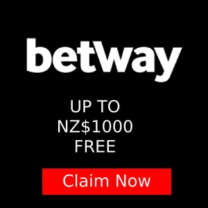 Betway NZ casino bonus