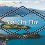 Sky City Fire