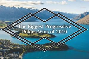 The Biggest Progressive Pokie Wins of 2019