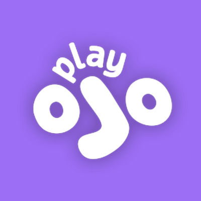 Play OJO Online casino Logo Purple