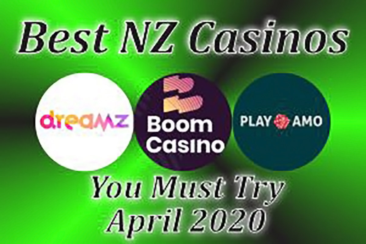 Best NZ CAsinos you Need to ty in April