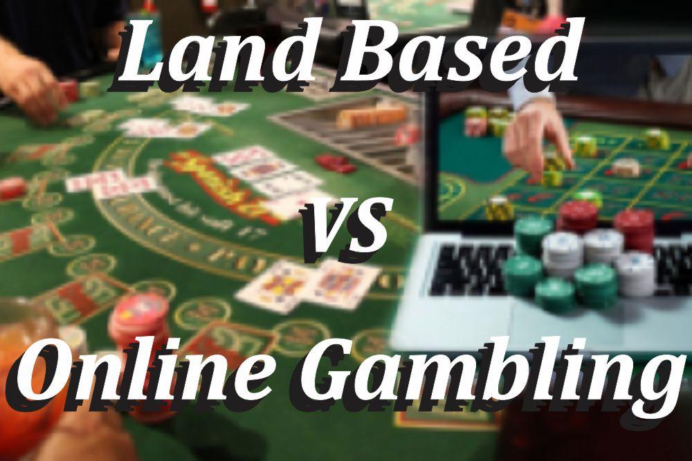 online casinos vs spielhallen