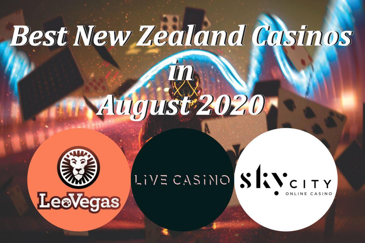 Best NZ Casinos in August 2020