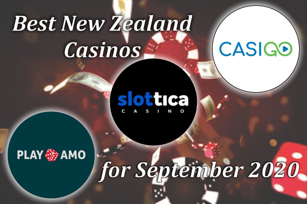Best online casino September 2020