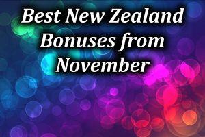 NZ Bonuses November