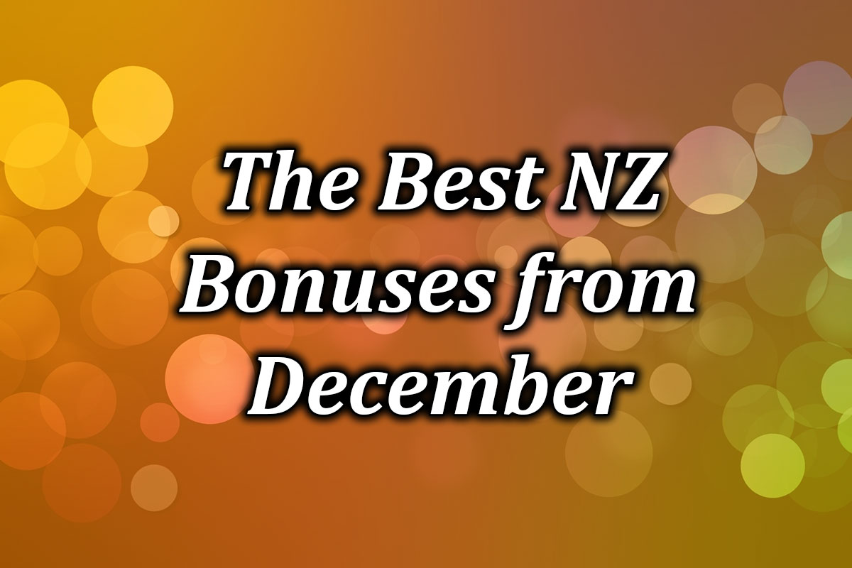 December NZ bonuses