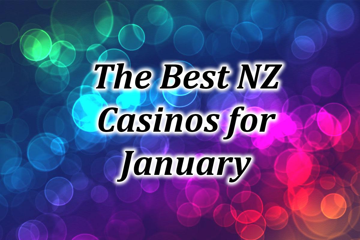 Best NZ Casinos January