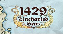 142 Uncharted Seas slot logo