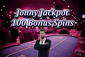 100 Bonus Spins Jonny Jackpot