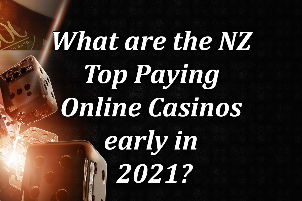 Some of 2021's top paying casinos