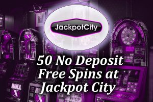 50 No Deposit Spins at Jackpot City article image