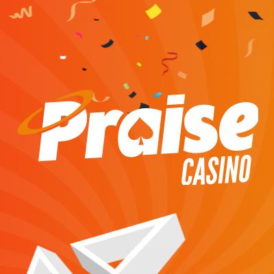 Praise Casino logo