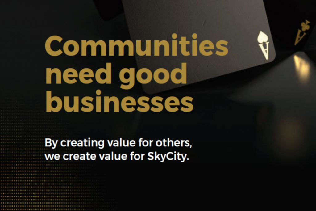 SkyCity's Group Strategy Guide
