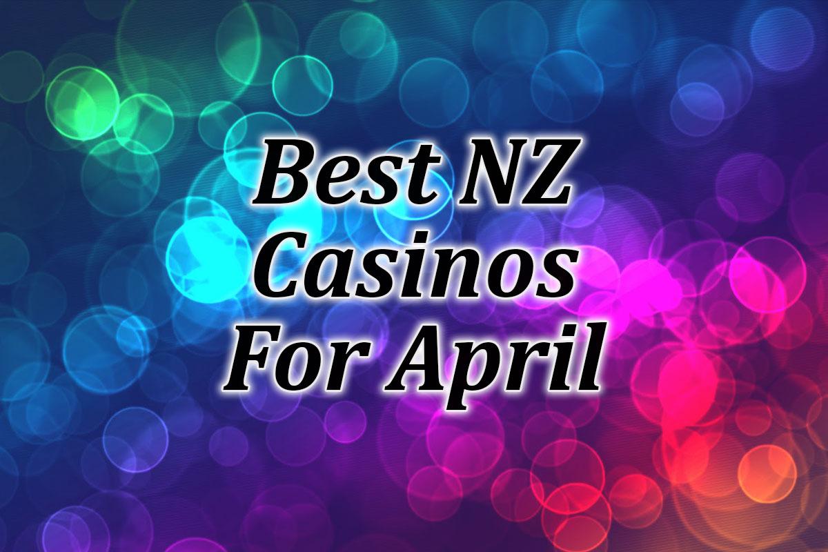 Best online casinos for kiwiws in April 2021