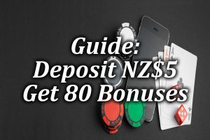 deposit $5 get 80 guide