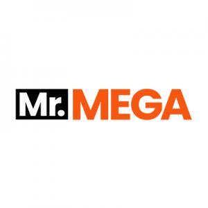 Mr mega logo