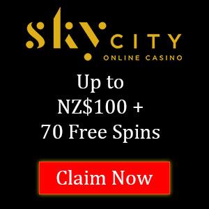 SkyCity Online Casino NZ Bonus