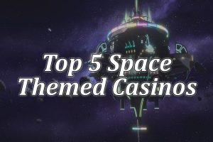 Space themed online casinos