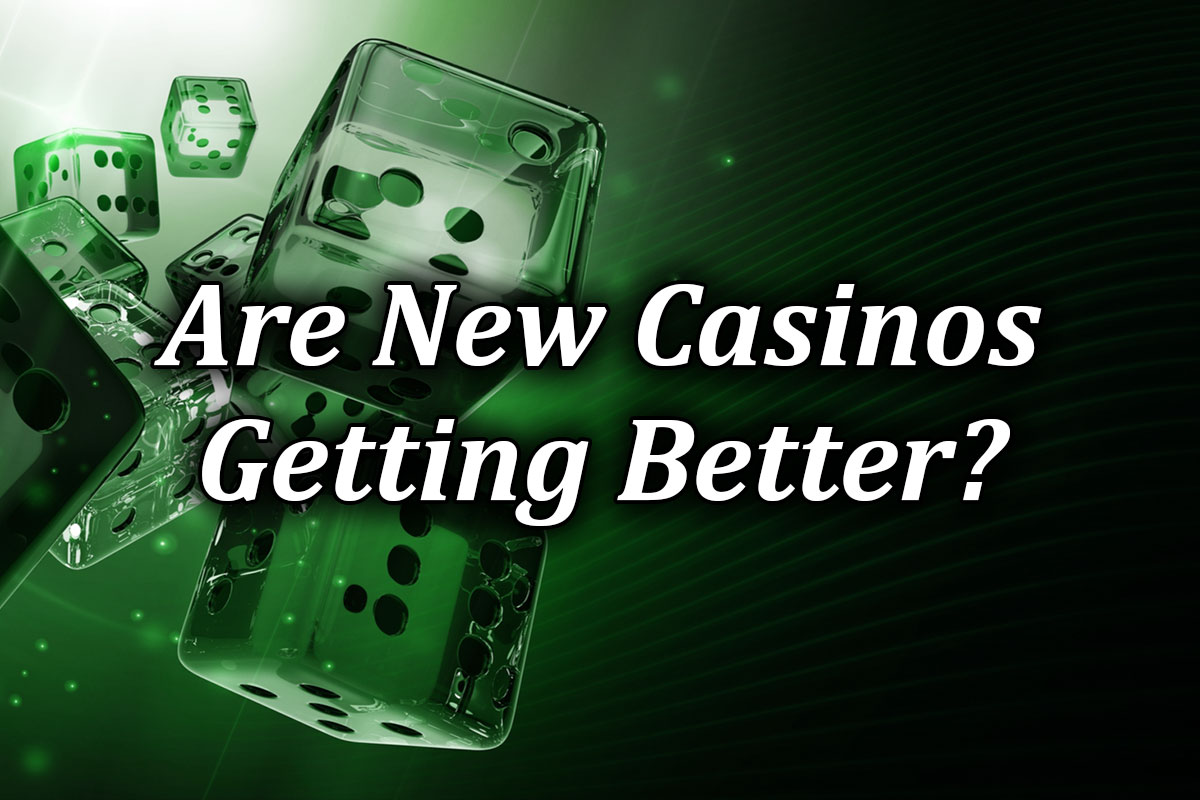 comparison between old and new online casinos