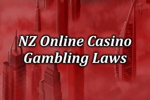 NZ Gambling Act's influence on online casinos