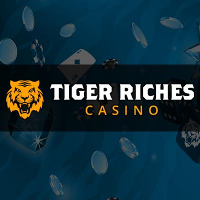 Tiger Riches casino logo