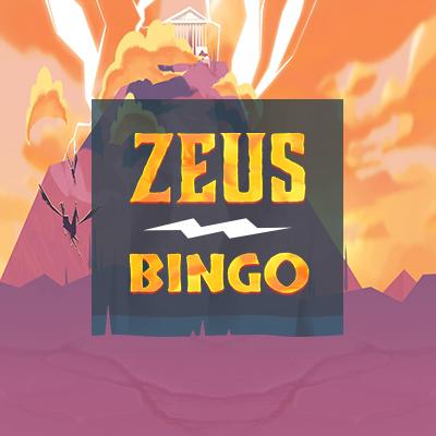 Zeus Bingo casino logo