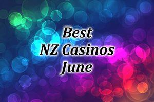 Best Online Casinos for June 2021