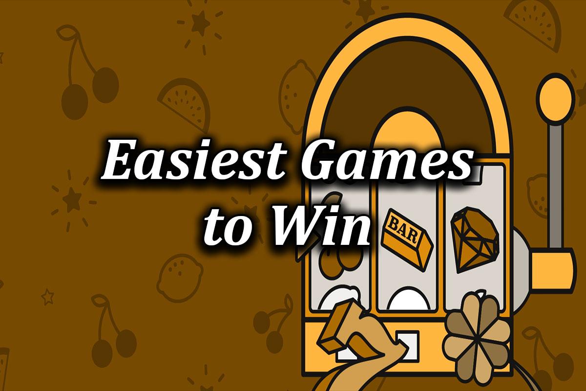 Easiest online casino games to win
