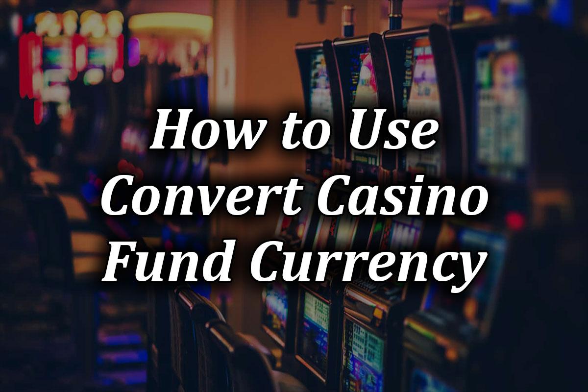 converting nz dollars for online casinos