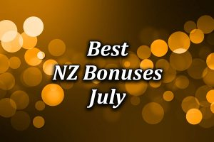 The best online casino bonuses for NZ in July 2021