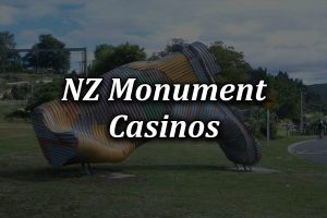 online casinos new zealand monuments and statues